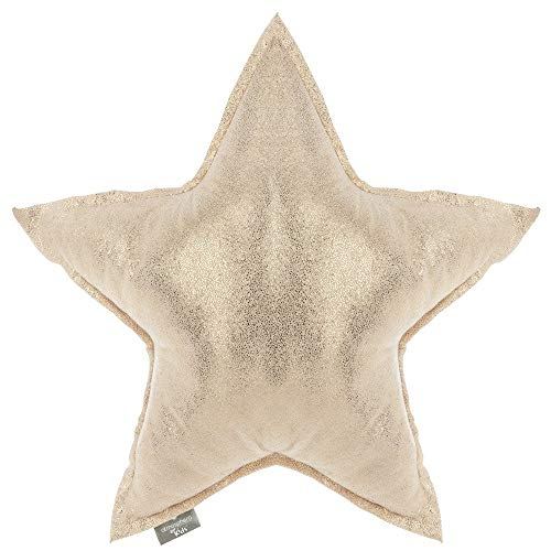 COUSSIN ETOILE OR