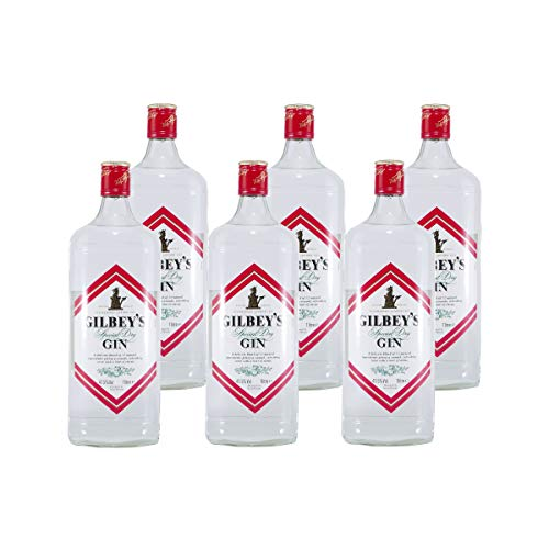 Gilbey's Special Dry Gin (12 x 1,0L)