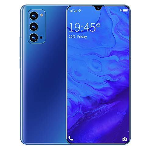 LINGOSHUN R4 Pro Cell Phone, 3D Curved Glass Back Cover, Beautiful Appearance, 1GB RAM + 8GB ROM Smartphone, 2500mAh Built-in Battery/C / 6.3 in