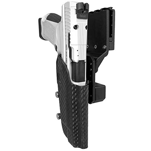 Black Scorpion Outdoor Gear Canik TP9SFx Pro Competition Holster, Right HC04-USPSA-TP9SFXCFRH