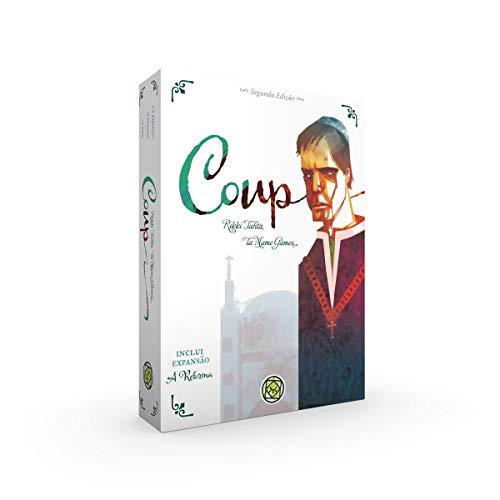Coup - Mandala Jogos