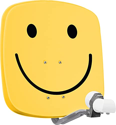 smiley-gelb