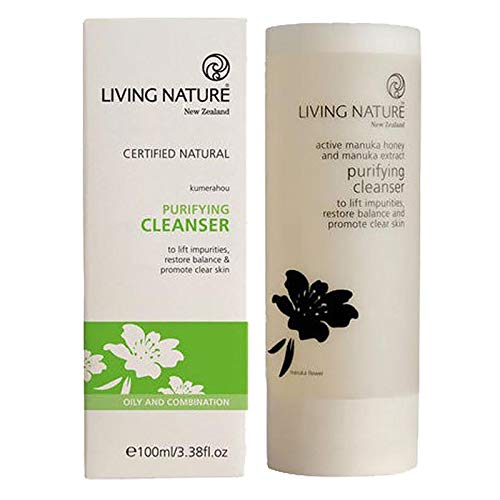 Living Nature: Purifying Cleanser - Klärendes Reinigungsgel (100 ml)