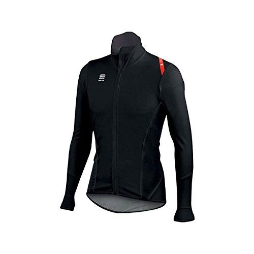 Sportful Fiandre No-Rain Maglia manica corta - Nero - L
