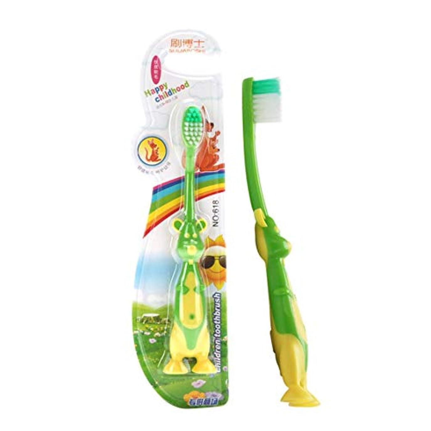 優遇エイリアス倉庫AAcreatspaceソフト歯ブラシ子供の日常使用漫画歯ブラシ子供漫画歯ブラシ用ジュニア男の子と女の子