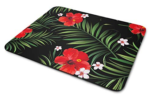 Cool Floral Mouse Pad - Gaming Mouse Pad - Premium Quality, Smooth, Versatile, Easy to Use and Built to Last - 10.5' x 12.5' - X-Large