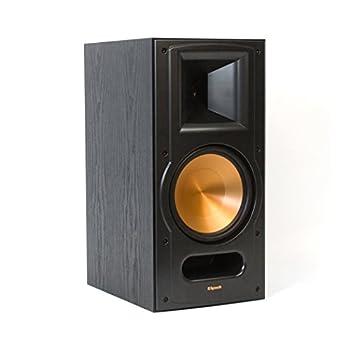 Klipsch RB-81 Reference II Two-Way Bookshelf Speaker - Black  Each   Renewed
