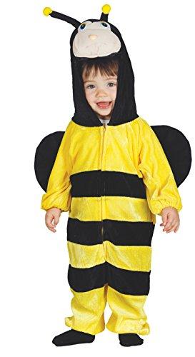 Guirca- Disfraz abeja baby, 12-24 meses (81012.0)
