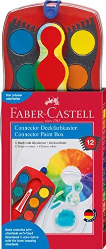 Faber-Castell Faber-Castell 125030 - Farbkasten CONNECTOR Bild
