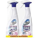 viakal anticalcare spray, fresco profumo, 2 x 700 ml