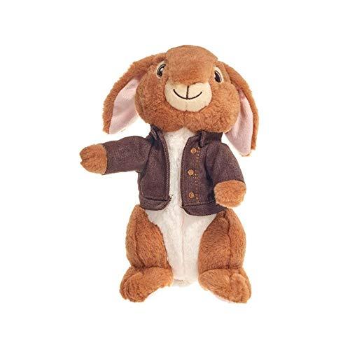 Peluche Benjamn, 34cm, 13.6in, Personaje de Peter Rabbit Movie 2 (7405 Benjamin)
