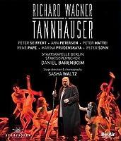 ワーグナー:歌劇《タンホイザー》(Blu-ray Disc)