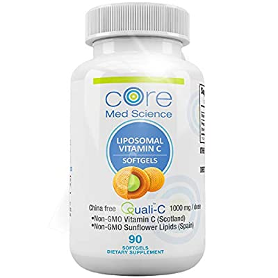 """Optimized Liposomal Vitamin C 1000mg SOFTGELS 