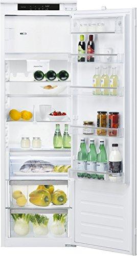 Bauknecht KVIE 4185 A+++ Einbau-Kühlschrank/145 kWh/Jahr /257L Kühlen/30L Gefrierfach/Leise mit 33 dB/Einfache Festtürmontage/Nische 178 cm
