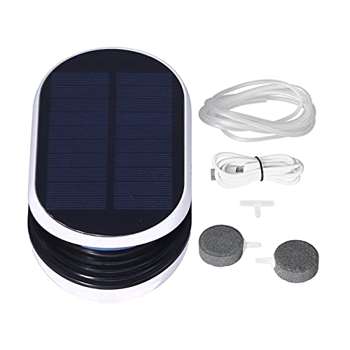 Aquarium Air Pump,USB Air Pump Solar...