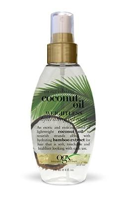 OGX Nourishing Coconut Oil