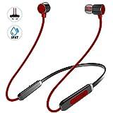 Bluetooth Headphones,NANAMI Wireless Earbuds IPX7 Waterproof Sports Earphones HiFi Stereo in Ear Headsets