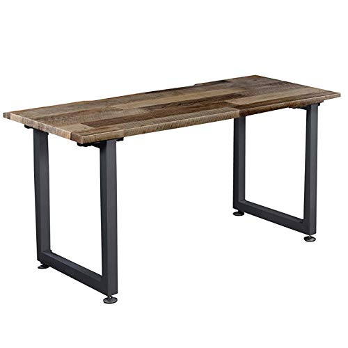 VARIDESK - Office Desk - QuickPro Desk (60x24) - Durable Finish w/Cable Management Tray