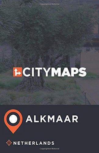 City Maps Alkmaar Netherlands