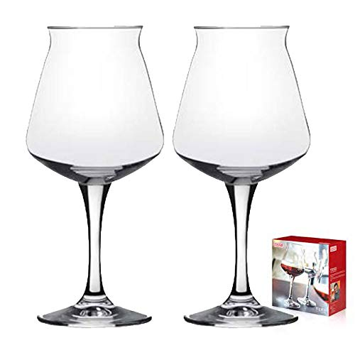 Rastal - TEKU 42.5 cl. Confezione Regalo - Duo Gift Box - n° 2 Calici Universali Degustazione Birra Artigianale -