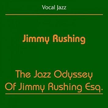 Vocal Jazz (Jimmy Rushing - The Jazz Odyssey Of Jimmy Rushing Esq.)