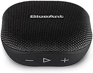 BlueAnt X0 Wireless Portable Bluetooth Speaker - Black