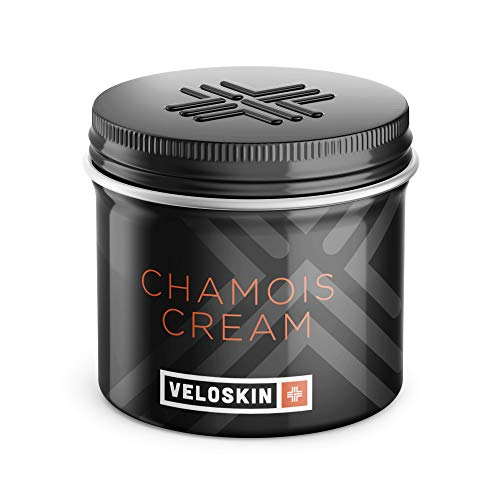 VeloSkin Premium Chamois Cream - Anti-Chafing Cream for Cyclists - Anti-Rub Easy To Apply Skincare for Saddle Comfort - Suitable for Ladies & Men