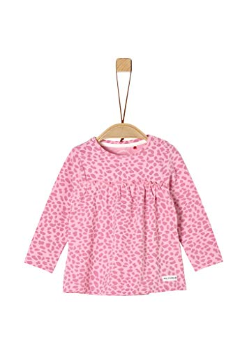 s.Oliver Junior Baby-Mädchen 405.10.008.12.130.2041248 T-Shirt, 43A9, 80