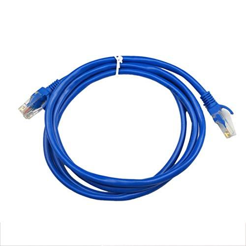 BiaBai 100FT 5/10/15/20/25/30 / 50M CAT5 CAT5E Ethernet Internet RJ45 Cable LAN Cable Conector macho Retícula