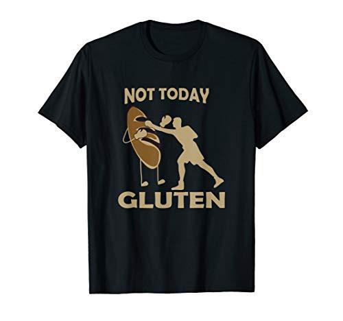 Gluten Free Funny Not Today Gluten T-Shirt