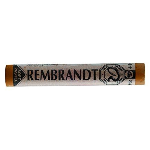 Talens REMBRANDT Soft-Pastell, Einzelpastell, 234 Siena natur 7