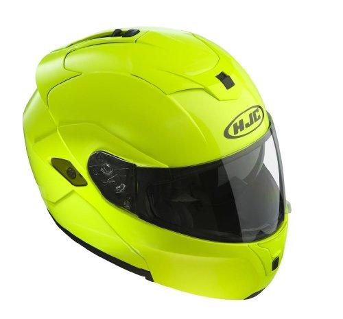 HJC SY-MAX III - Casco plegable para motocicleta.