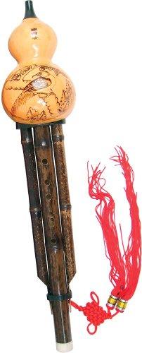 Atlas World Music AW-E60 Hulusi Bamboo Flöte