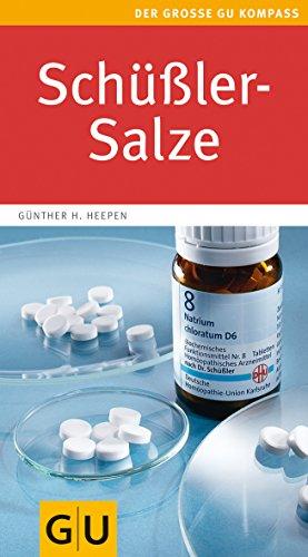 Schüßler-Salze (GU Großer Kompass Gesundheit)