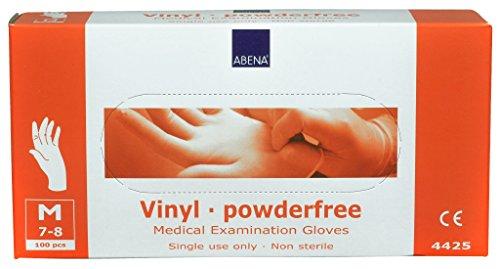 VINYL Handschuhe puderfrei medium 100 St