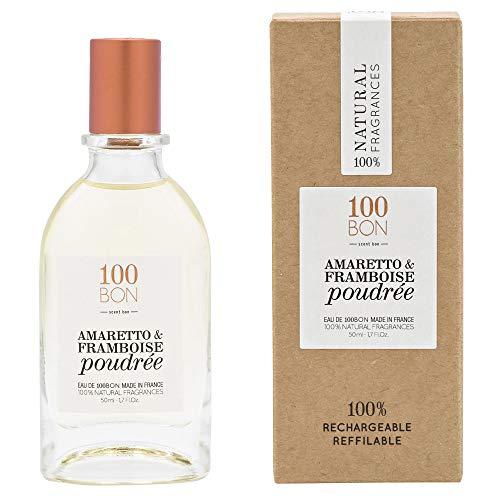 100 BON Eau de Parfum Amaretto & Framboise Poudrée 50ml