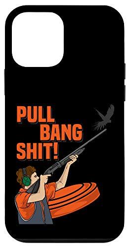 iPhone 12 mini Clay Pigeon Shooting I Skeet Trap Clay Shotgun Shooting Case