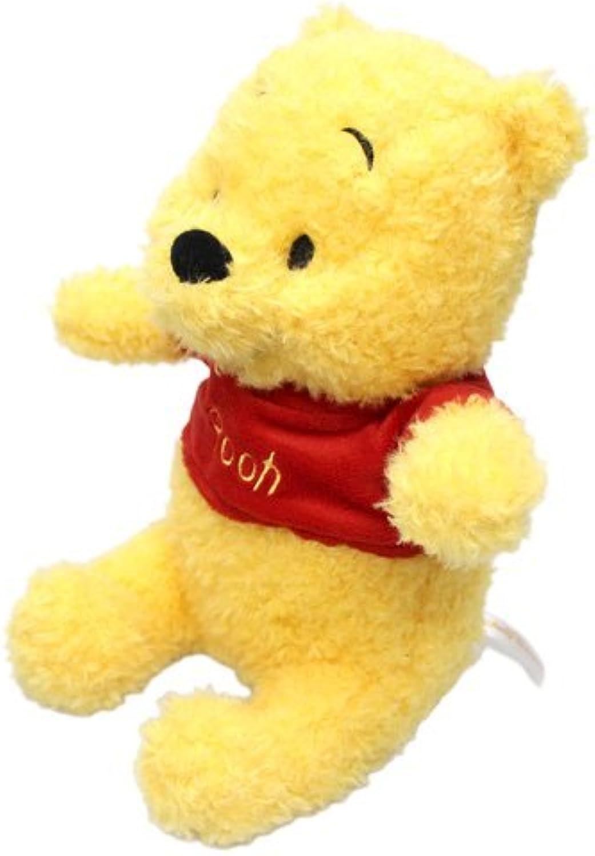 Winnie the Pooh Pooh Fuwamoko stuffed [Tokyo Disney Resort Limited]