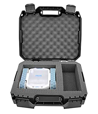 CASEMATIX XL Customizable Case Compatible with Sphero RVR Robot Stem Learning Toy and Accessories, Includes Case Only by Casematix