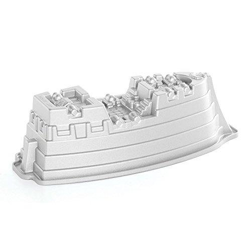 Nordicware Backform, Aluminium, Grau, 35,6cm