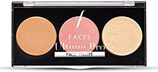 Faces Canada Ultime Pro Face Palette Glow 02 12 g (Multi-Color)