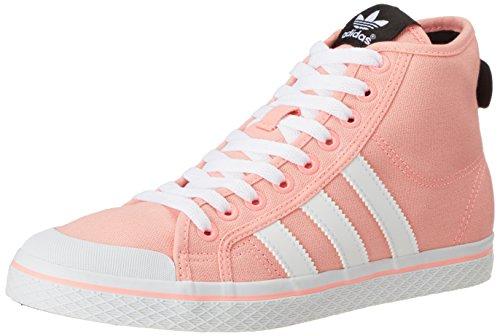 Adidas Honey Mid W - Zapatillas para mujer, color multicolor (ltflre/ftwwht/cblack), talla 36 2/3