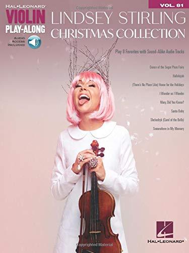 LINDSEY STIRLING - XMAS COLL (Hal-Leonard Violin Play-along, Band 81)