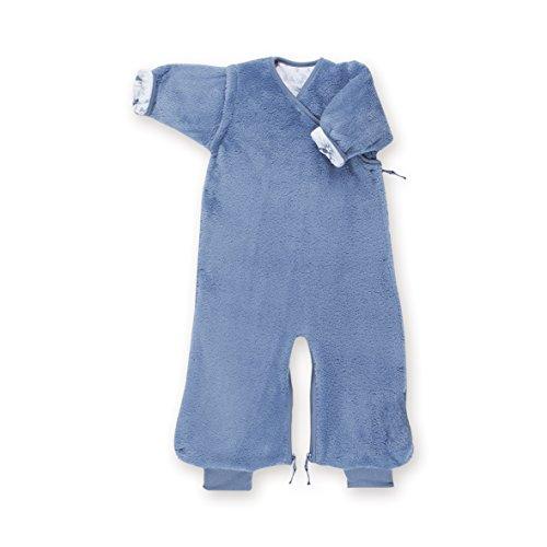 Bemini by Baby Boum 159APAWI62SF Schlafsack mit Jersey Innenfutter 2in1 SOFTY APAWI shade 3-9 m ,blau