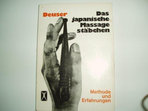 Das japanische Massagestäbchen - Methode und Erfahrungen