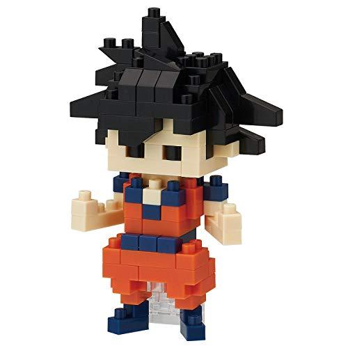 NEWPROJET ITALIA SRL Dragon Ball Z - NANOBLOCK Goku 130 Piezas