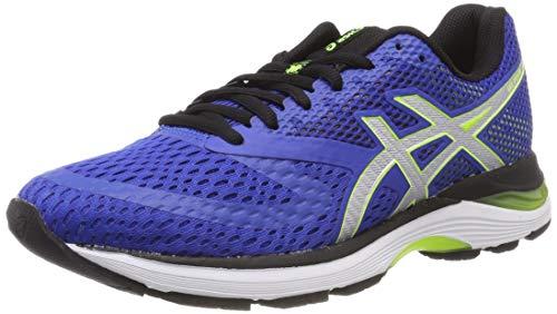 Asics Gel-Pulse 10 1011a007-401, Zapatillas de Running Hombre, Azul Imperial Silver 401, 42.5 EU