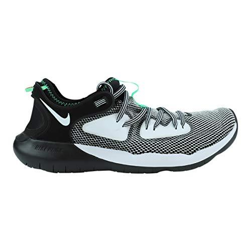Nike Men's Flex 2019 RN SE Running Shoes White/Black/Gum Rye 10.5