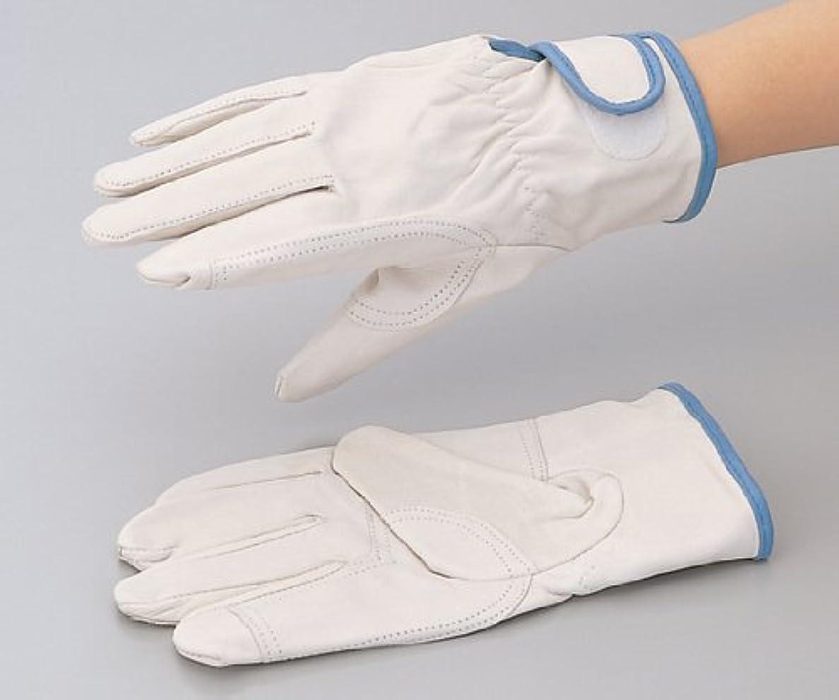 パシフィック暫定の伸ばすレスキュータイプ皮手袋 200YP M