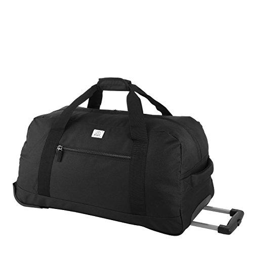 Rada Reisetasche mit Rollen RT/32/M mit 78 Liter Volumen mit Rollen und ausziehbarem Teleskopgestänge, wasserabweisend für Jungen und Mädchen, Reisetasche perfekt für den Urlaub
